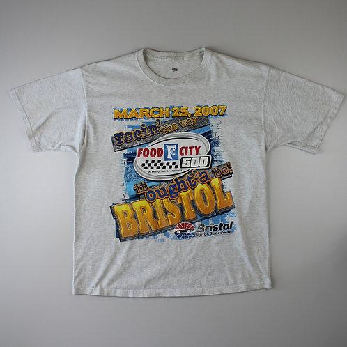 Nasar Grey 'Bristol' T-Shirt