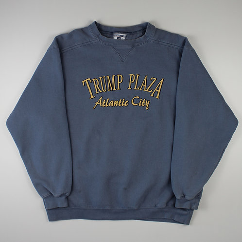 Lee 'Trump Plaza' Blue Sweatshirt