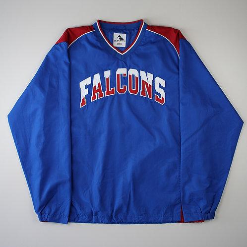 Vintage Blue 'Falcons' Tracksuit Top