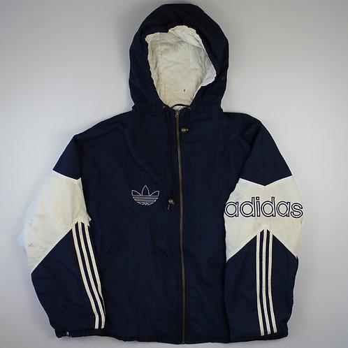 Adidas Navy & White Jacket