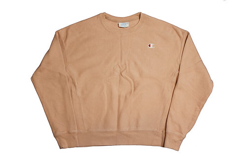 Champion Beige/ Pink Sweater