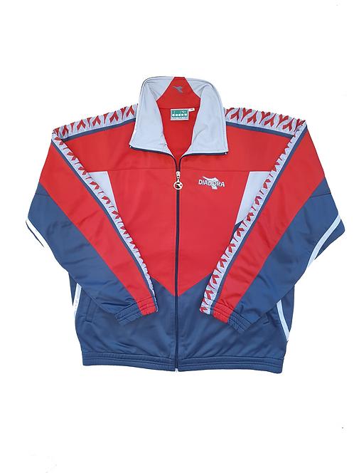 Diadora Zip-Up Jacket