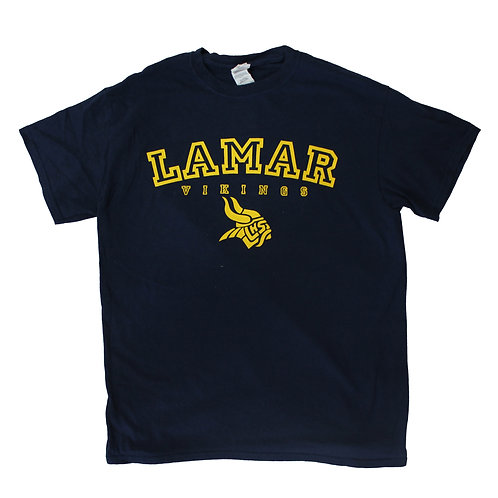 Vintage 'Lamar Vikings' T-Shirt