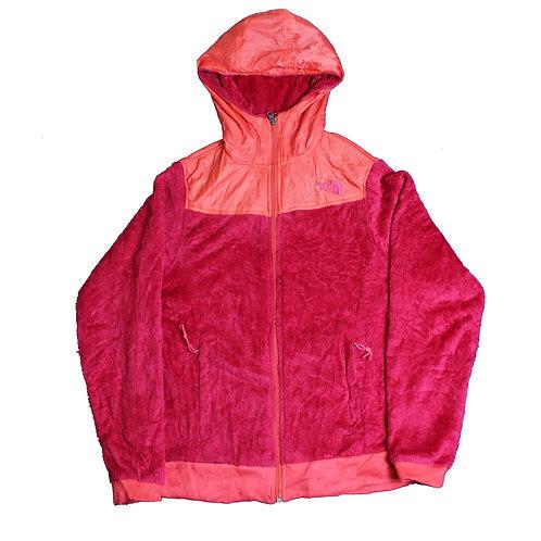 The North Face Pink & Orange Fleece