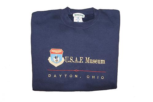 Vintage 'U.S.A.F Museum' Sweatshirt
