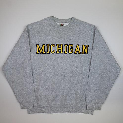 Vintage 'Michigan' Sweater