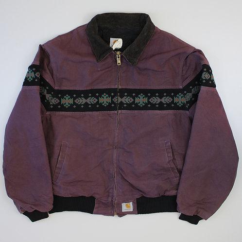 Carhartt Purple Jacket