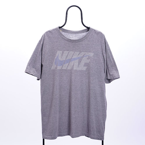 Nike Vintage Grey Graphic TShirt