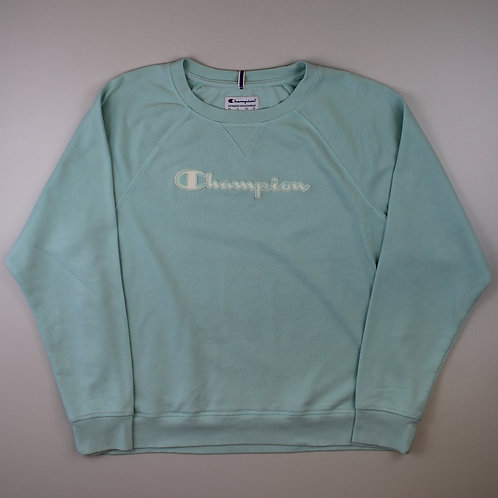 Champion Pale Blue Sweatshirt