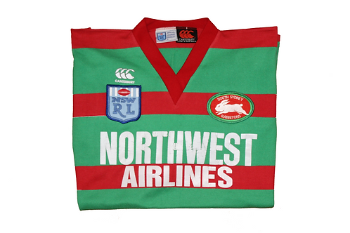 South Sydney Rabbitohs Rugby League Jersey