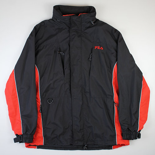 Fila Black Coat