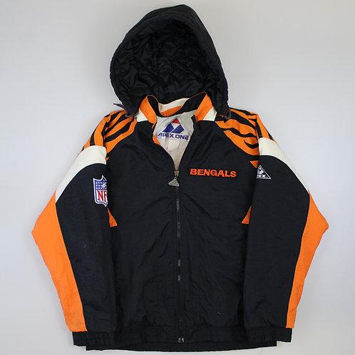Apex One Cincinnati Bengals Coat