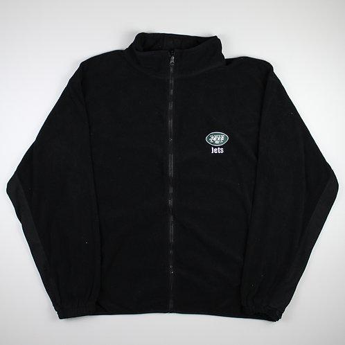 Vintage Black 'New York Jets' Fleece
