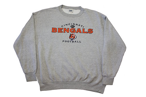 Lee Cincinnati Bengals Sweater