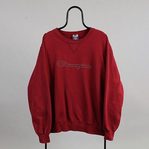 Champion Vintage Maroon Sweatshirt