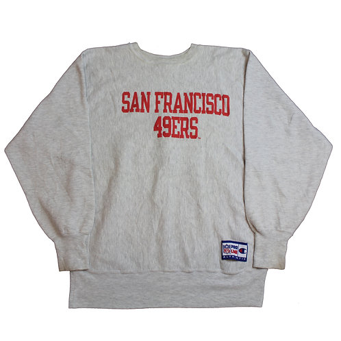 Champion San Francisco 49ers Sweater