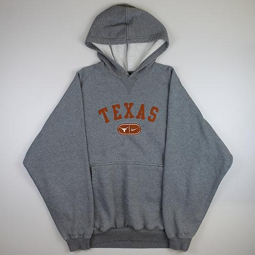 Nike Grey Texas Longhorns Hoodie