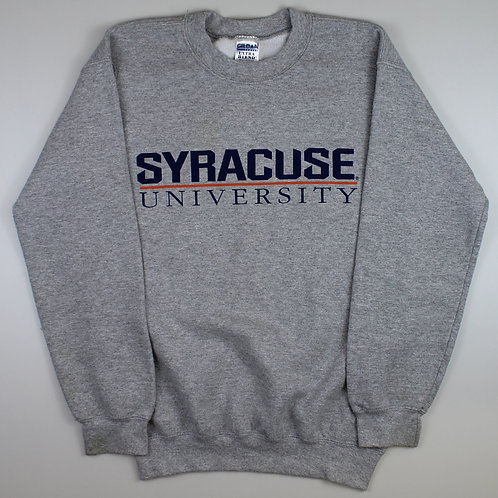 Vintage Grey 'Syracuse' Sweatshirt