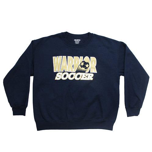 Vintage 'Warrior Soccer' Sweater