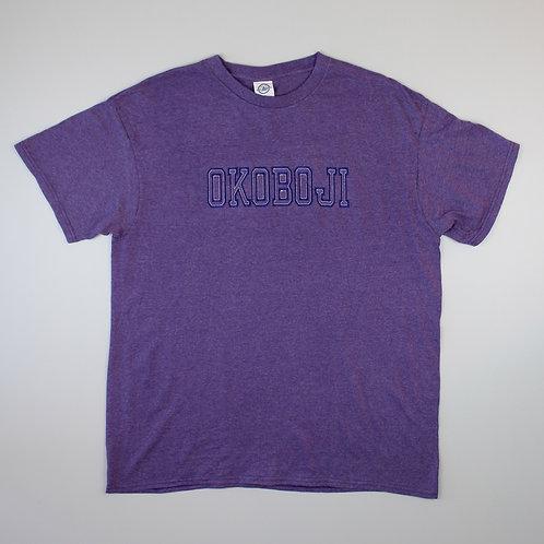 Vintage Purple 'Okoboki' T-Shirt