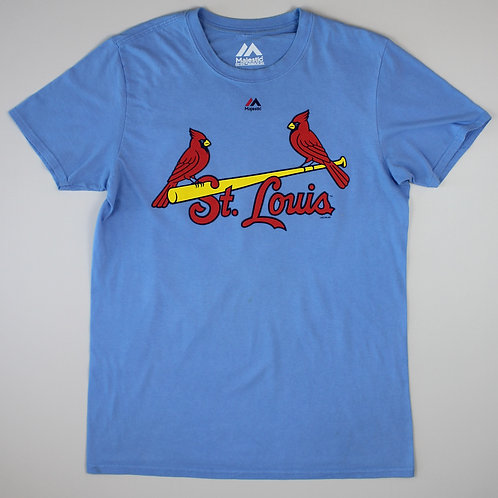 Majestic Blue St Louis T-Shirt