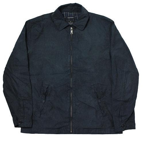 Nautica Black Zip up Jacket