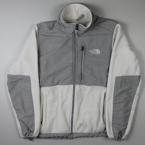 The North Face White Denali Jacket