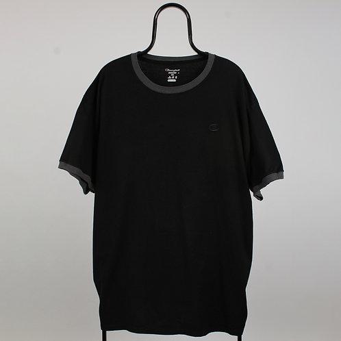 Champion Vintage Black TShirt