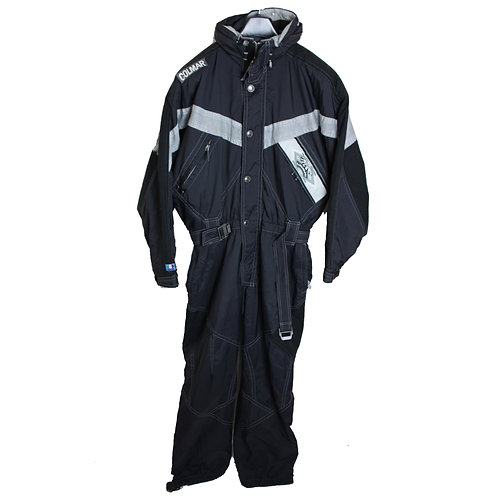 Black Ski Suit