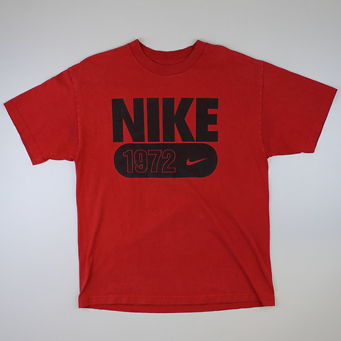 Nike Red Graphic T-Shirt