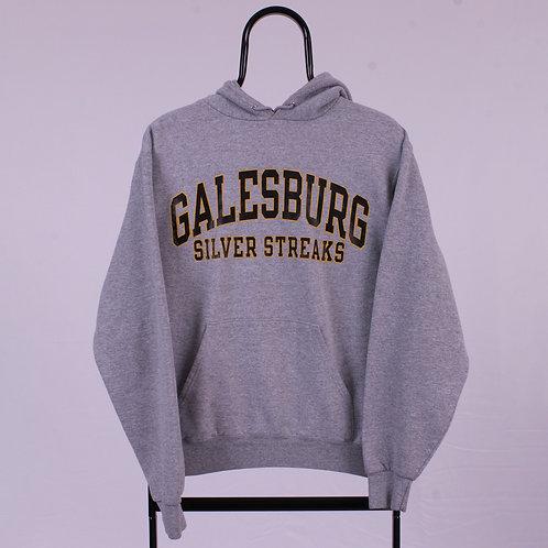 Champion Vintage Grey Galesburg Hoodie