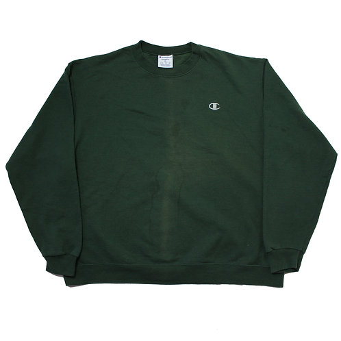 Champion Green Sweater