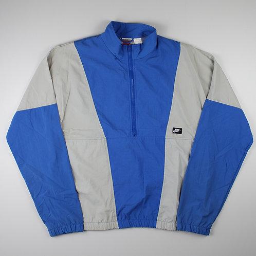 Nike Blue & Grey Tracksuit Top