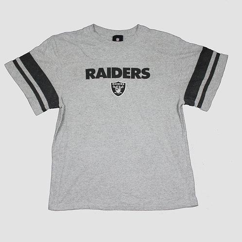 NFL 'Raiders' Grey T-shirt