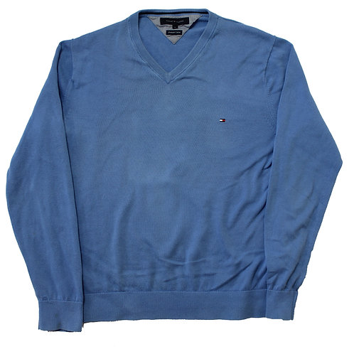 Tommy Hilfiger Light Blue Sweater