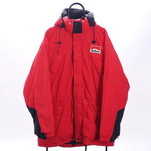 Marlboro Vintage Red Coat