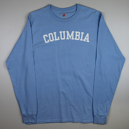 Vintage Blue 'Columbia' T-Shirt