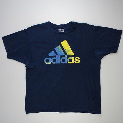 Adidas Navy Graphic T-Shirt