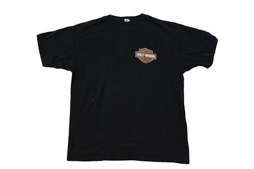 Harley Davidson Inspired Black T-Shirt