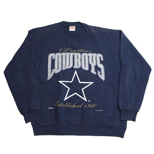 Dallas Cowboys Navy Sweater