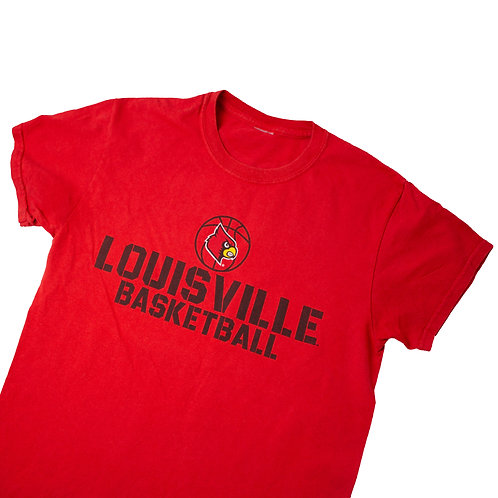 Vintage 'Louisville Basketball' T-shirt