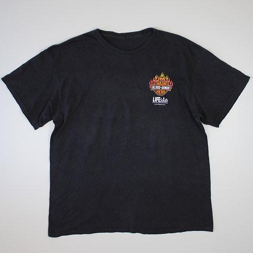 Harley Davidson 'Blood Donor'44 T-shirt