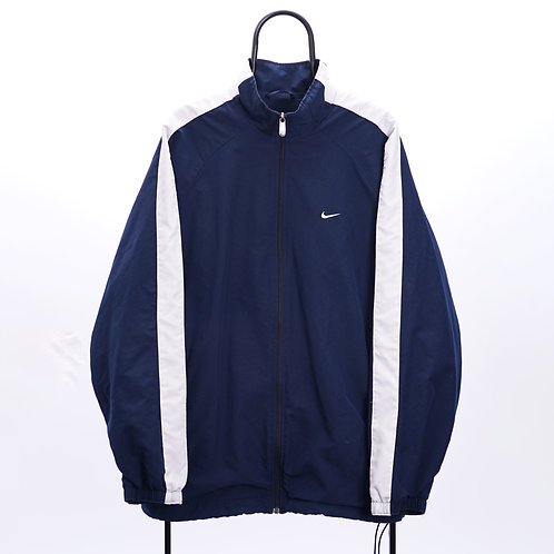 Nike Vintage Navy Tracksuit Jacket