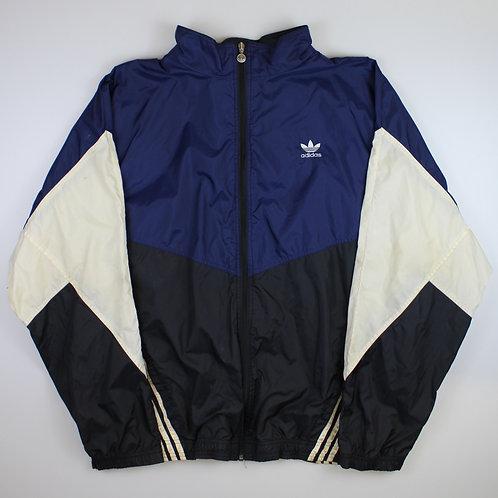 Adidas Navy & Black Tracksuit Top