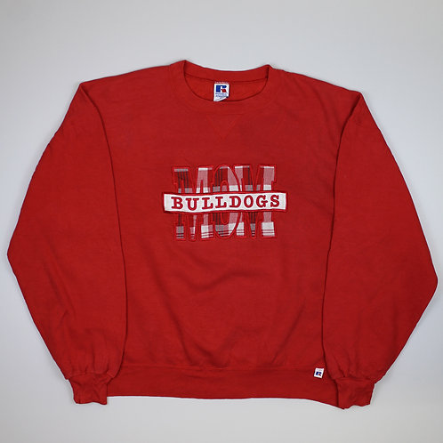 Russell Athletic 'Bulldogs' Sweater