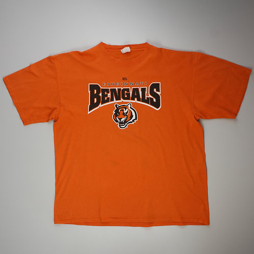 NFL Cincinnati Bengals Orange T-shirt