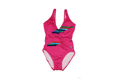 Fila Pink Swimsuit