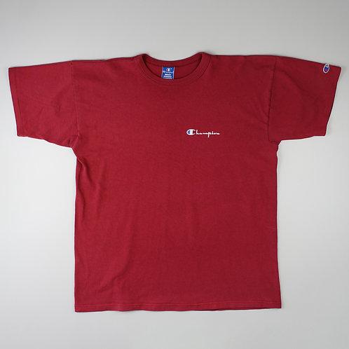 Champion Maroon T-Shirt