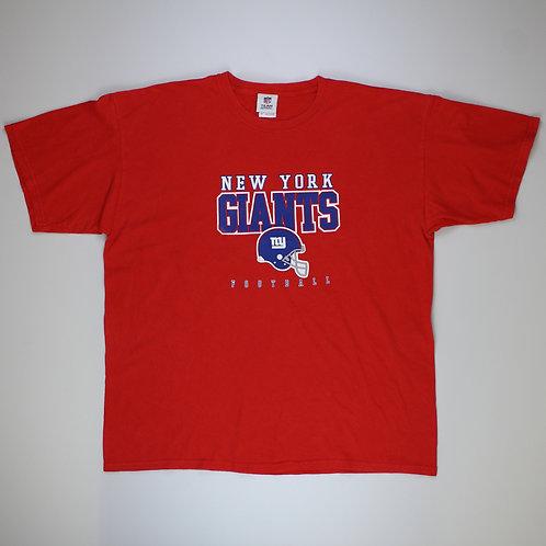 NFL Red New York Giants T-Shirt