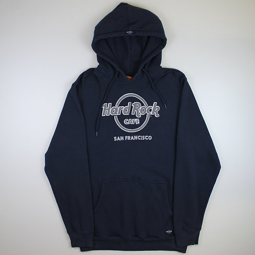 Hard Rock Cafe Black Hoodie